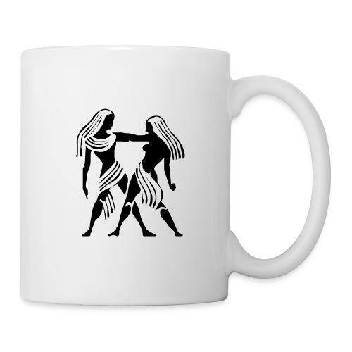tasse .f - Mug blanc
