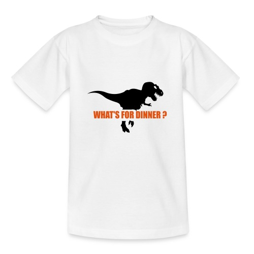 T'Rex T'Shirt - Teenage T-Shirt