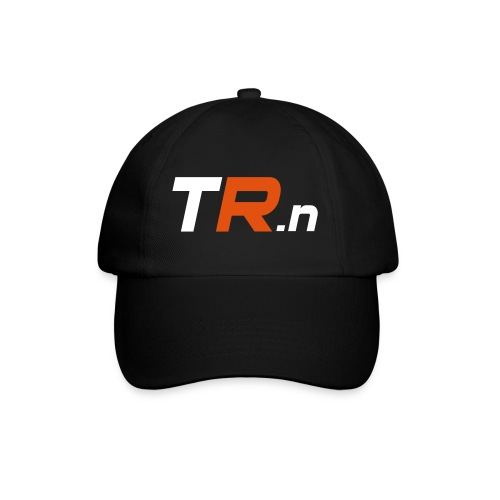 TRn Logo Black Cap [TRN GFT] - Baseball Cap