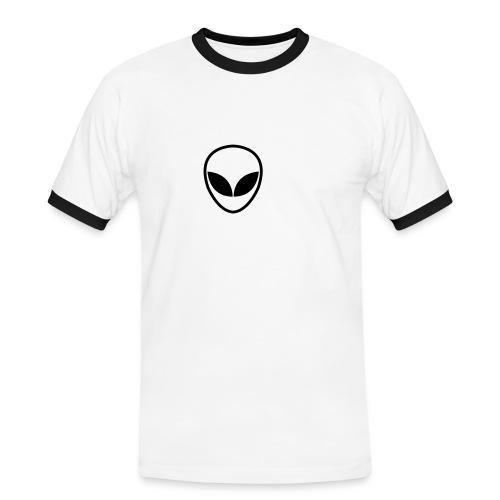 ALIEN - T-shirt contrasté Homme