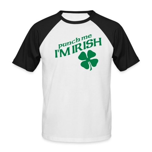 Irish - Men's Baseball T-Shirt