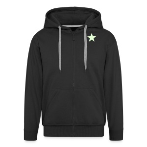 (Almost) Standard Black Hoodie - Men's Premium Hooded Jacket