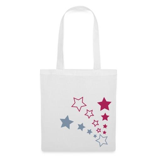 Stofftasche Stars - Stoffbeutel