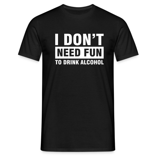 Meinung - Männer T-Shirt