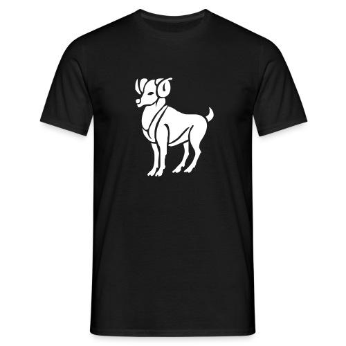 Steinbock - Männer T-Shirt