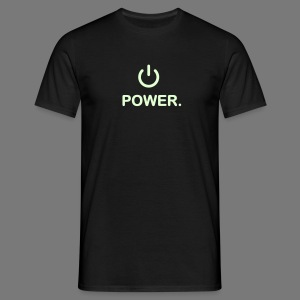 Power Switch - Men's T-Shirt