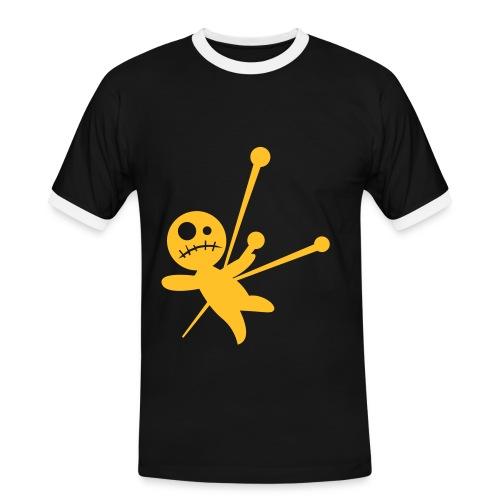 Voodoo for Men - Männer Kontrast-T-Shirt