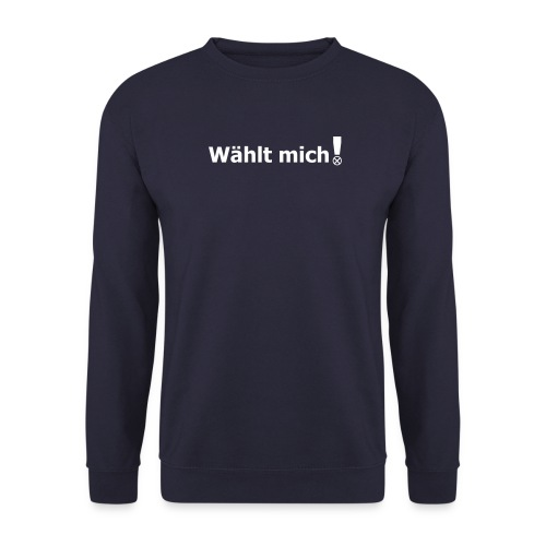 Sweatshirt mit langen Ärmeln - Männer Pullover