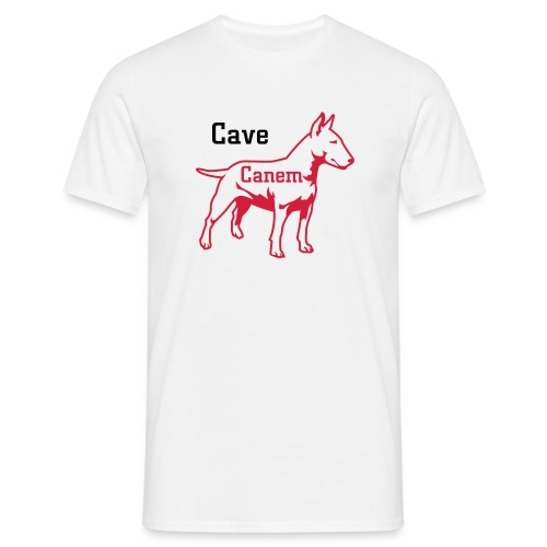 CaveCanem (mens T-Shirt) - Men's T-Shirt