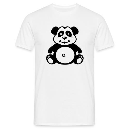 Panda - Männer T-Shirt