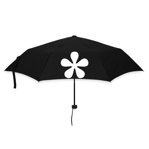 i just love flowers - Umbrella (small)