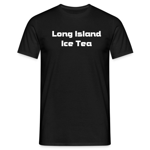 Ice Tea - Männer T-Shirt