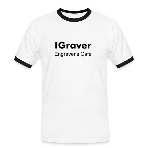 IGraver T-Shirt - Men's Ringer Shirt