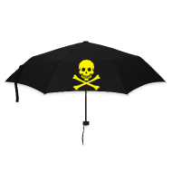 Umbrellas ~ Umbrella (small) ~ Pirate Umbrella