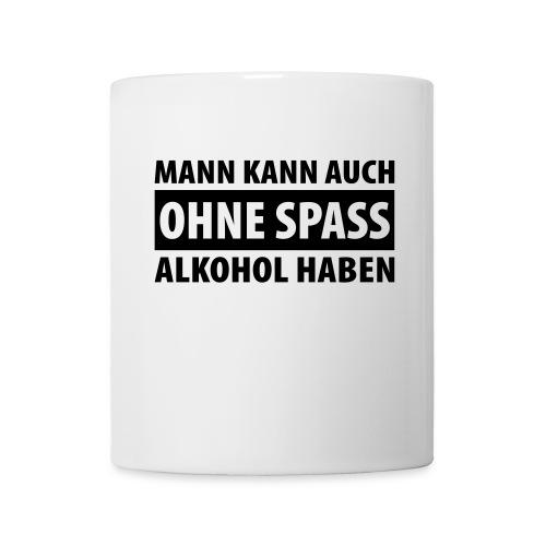 Alkohol - Tasse