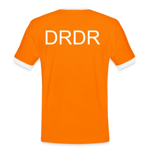 DRDR Fan Edition - Männer Kontrast-T-Shirt