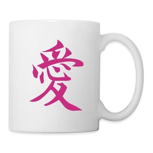 Japanilainen merkki: Rakkaus - Muki
