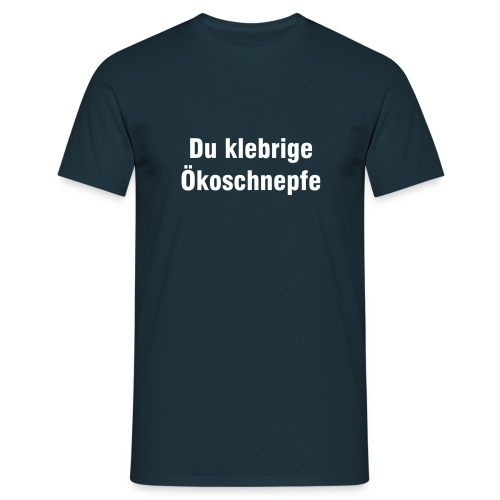 Beleidigungs Collection No.1 (2) - Männer T-Shirt