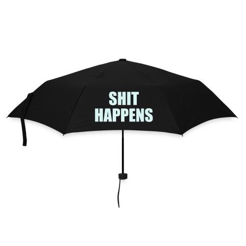 Schirm für Realisten - Regenschirm (klein)