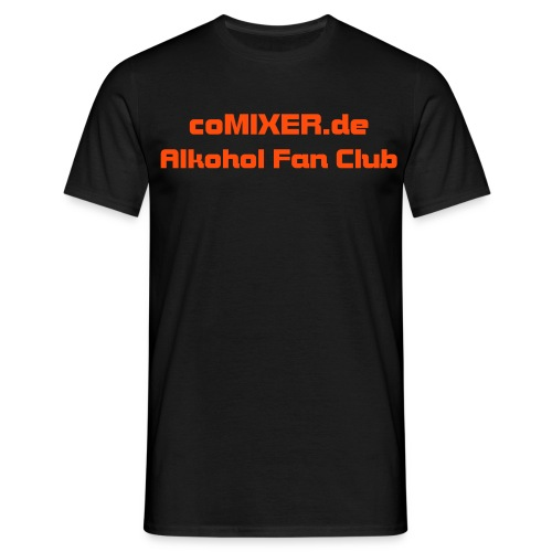 Fan Club - Männer T-Shirt