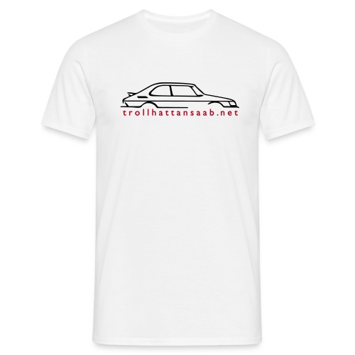 TS White C900 tee - Men's T-Shirt