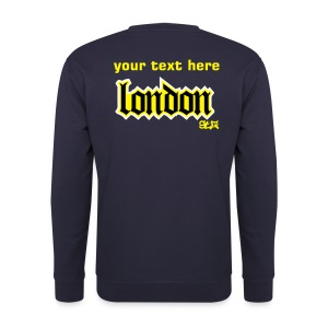 Personalise this item! - Men's Sweatshirt