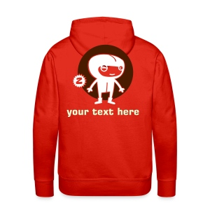 Personalise this item! - Men's Premium Hoodie