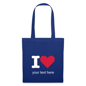 Personalise this item! - Tote Bag