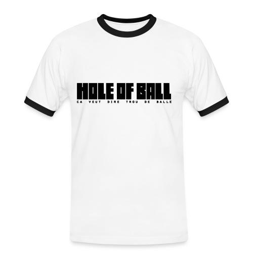 Hole of Ball Std - T-shirt contrasté Homme