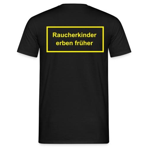 Raucherkinder - Männer T-Shirt
