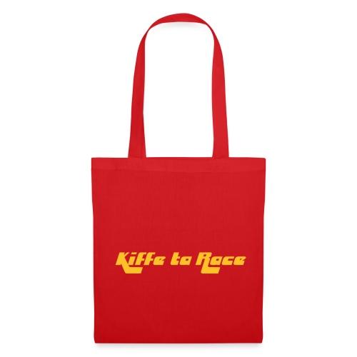Sac Kiffe ta race Rouge - Tote Bag