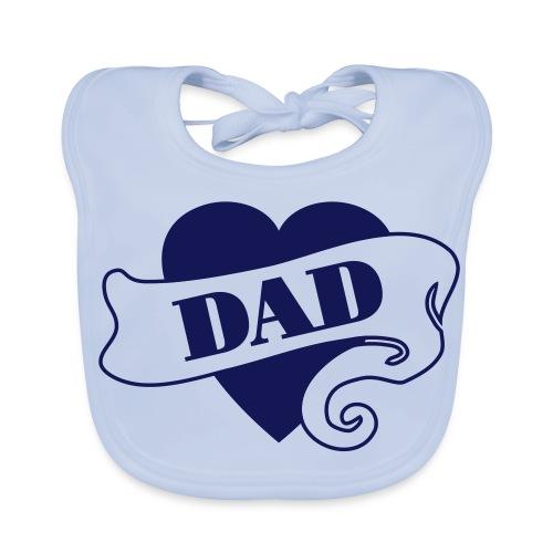 Vaderdag - Bio-slabbetje voor baby's