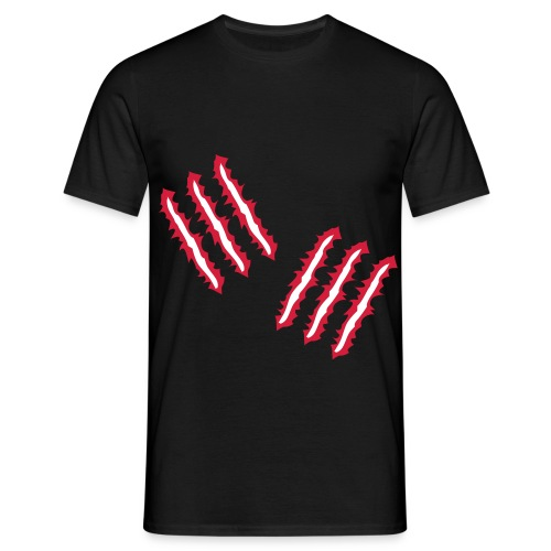 tee-shirt griffes - T-shirt Homme