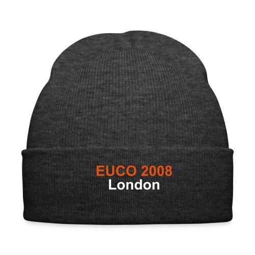 EUCO 2008 Hat - Winter Hat
