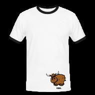 T-Shirts ~ Men's Ringer Shirt ~ Coo. T