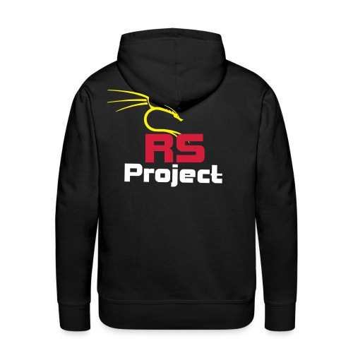RS Project - Mannen Premium hoodie