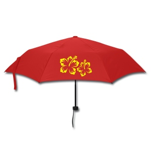 Umbrella (small) - flower,orange,red,shop,umbrella,yellow