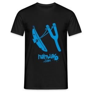 Lance-bananes bleu - T-shirt Homme