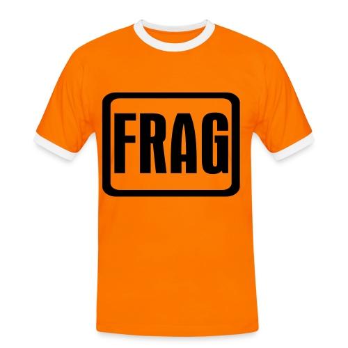 FRAG - T-shirt contrasté Homme
