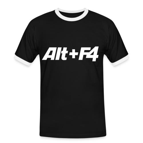 Alt+F4 - T-shirt contrasté Homme