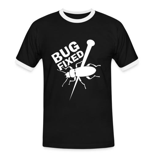 Bug Fixed - T-shirt contrasté Homme