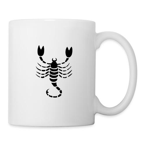 Sternzeichentasse Skorpion - Tasse