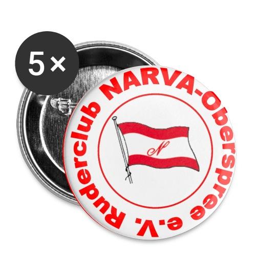 NARVA Anstecker - Buttons mittel 32 mm
