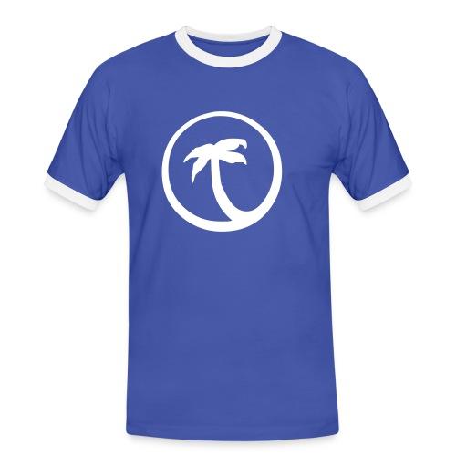 vacances au caraibes - T-shirt contrasté Homme