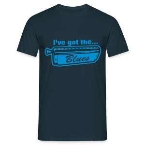 I've got the ... Blues - T-shirt Homme