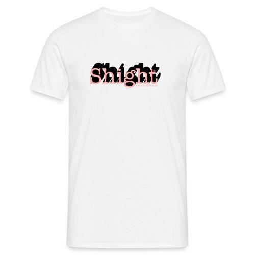 Shight Courier - Men's T-Shirt