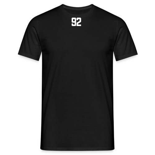 92 officiel - T-shirt Homme