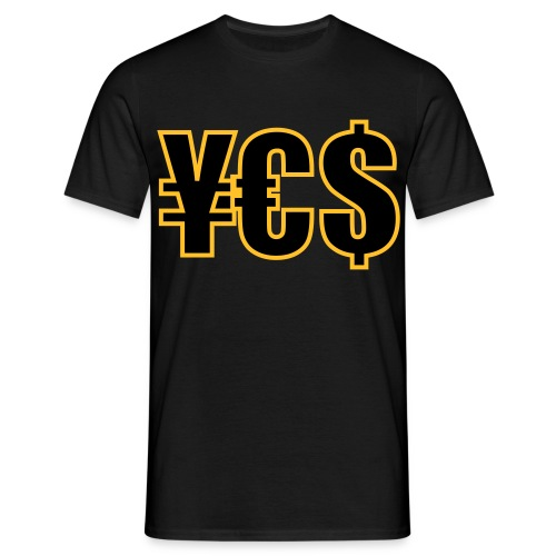 YES - Men's T-Shirt