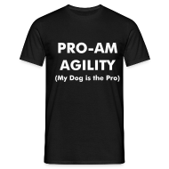 T-Shirts ~ Men's T-Shirt ~ Pro-Am Agility Tee