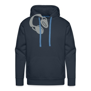 Yahweh's word collection (YW~D15) - Men's Premium Hoodie